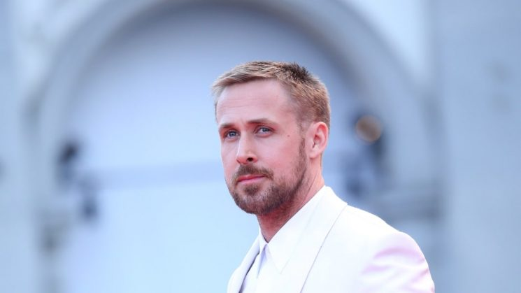 Ryan Gosling Says His Daughters Don't Know He's an Actor
