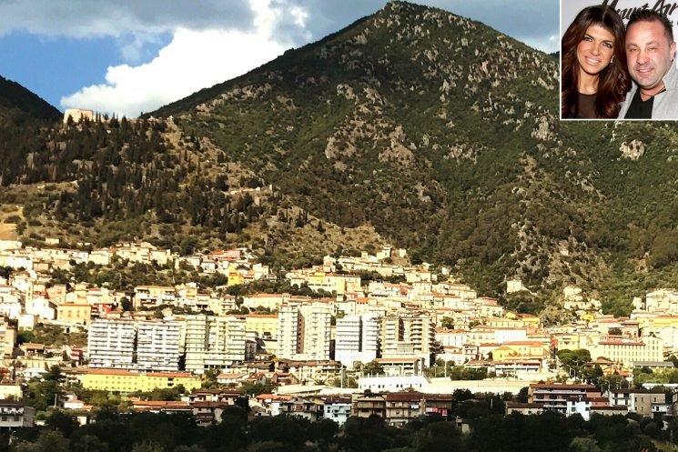 All About Sala Consilina, the Italian Town Where Teresa Giudice's Husband Joe May Be Deported