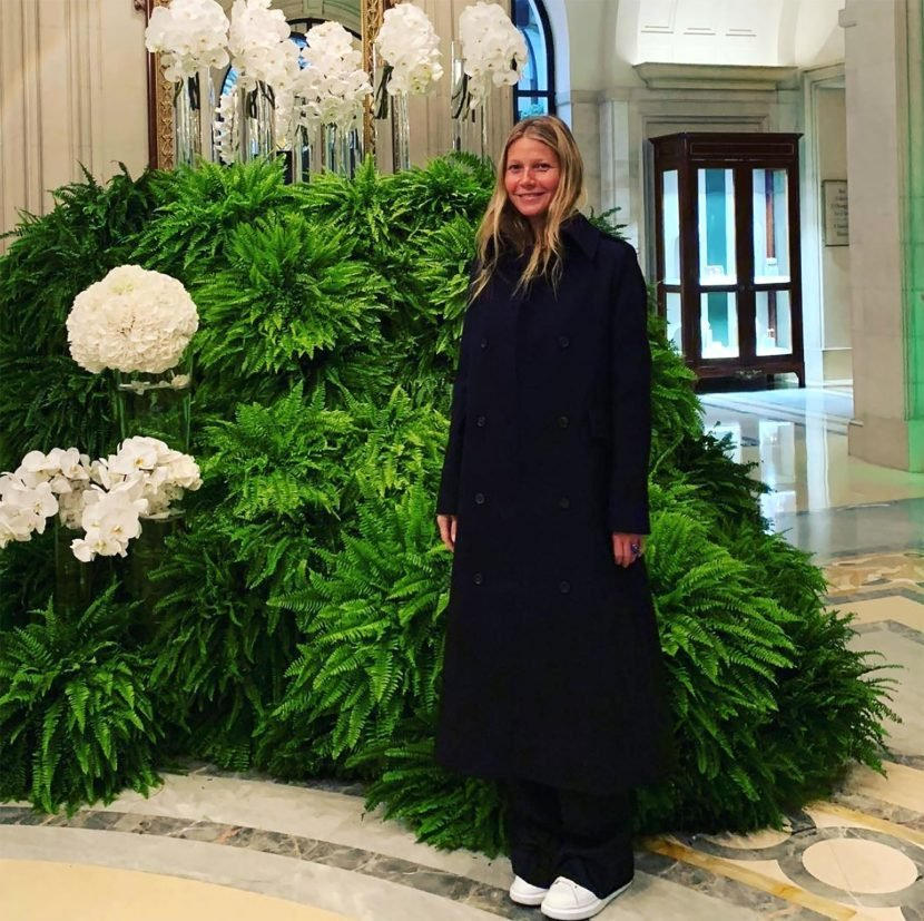 Gwyneth Paltrow Gives a Tour of Her 'Wow'-Worthy Honeymoon Suite in Paris