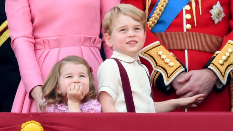 The Royal Children Are About to Take On an Adorable New Role