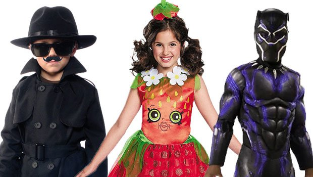 25 Of The Cutest New Halloween Costumes For Kids To Snag This Season For Under $50