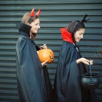 Trick-or-Treat Age Limit in Some Cities (with Potential Jail Time!) Ignites Twitter Firestorm