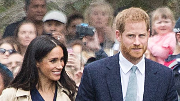 Prince Harry Double Hand Holding With Meghan Markle Shows 'True Love' — Body Language Expert Explains