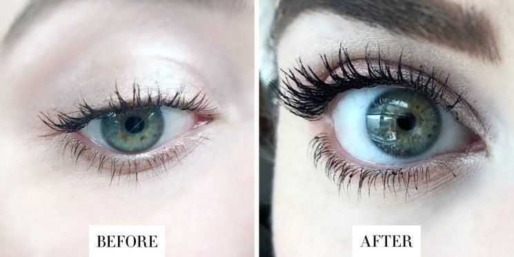 I Tried The Easy (and Longer Lasting) Alternative to Fake Lashes