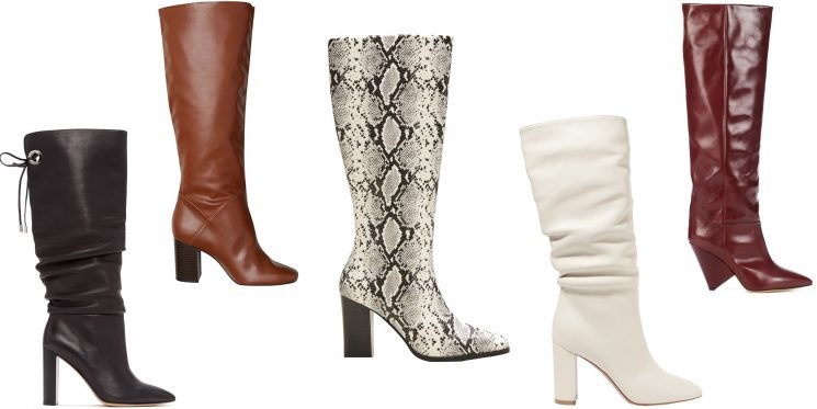The Knee-High Boots You'll Want to Wear Every Day This Fall
