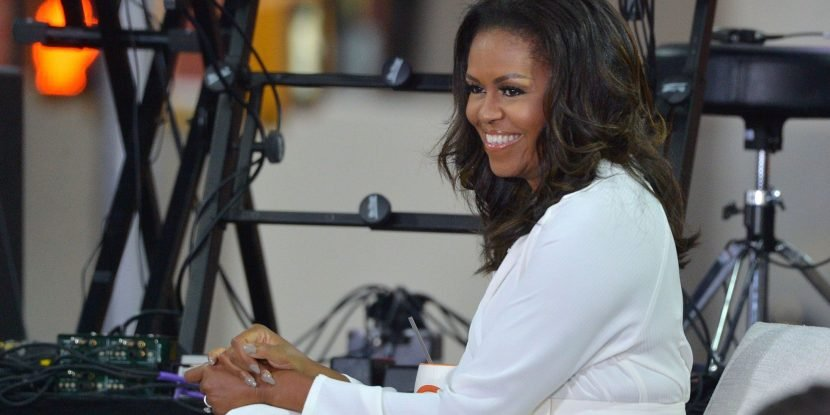 Michelle Obama Perfectly Responds to the Backlash Against #MeToo