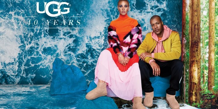 Adwoa Aboah and Heron Preston Are Making Us Want a Pair of UGGs Again