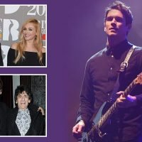Who is Jesse Wood? Reef guitarist and Ronnie Wood's son married to Fearne Cotton