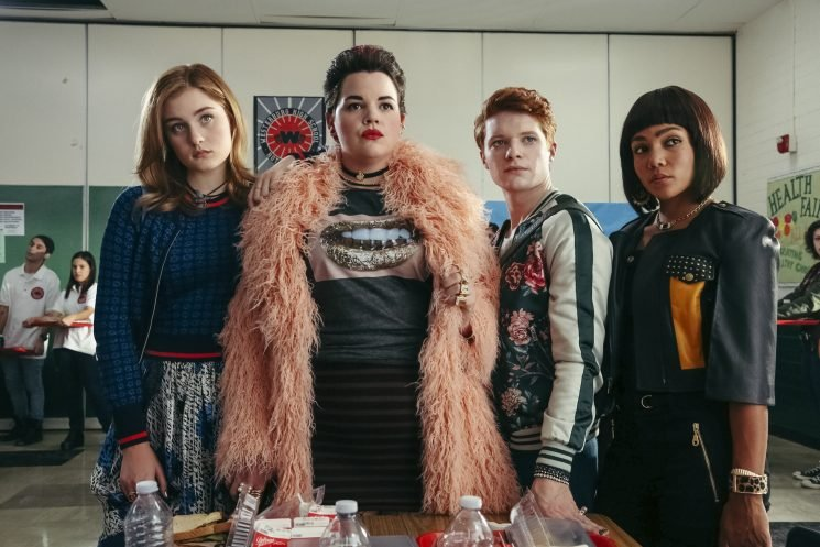 'Heathers' episodes pulled after Pittsburgh synagogue shooting
