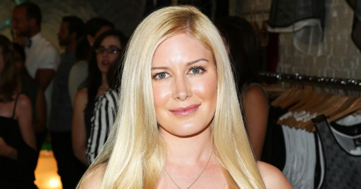 Heidi Montag Cries Invisible Tears on Gunner's 1st B-Day