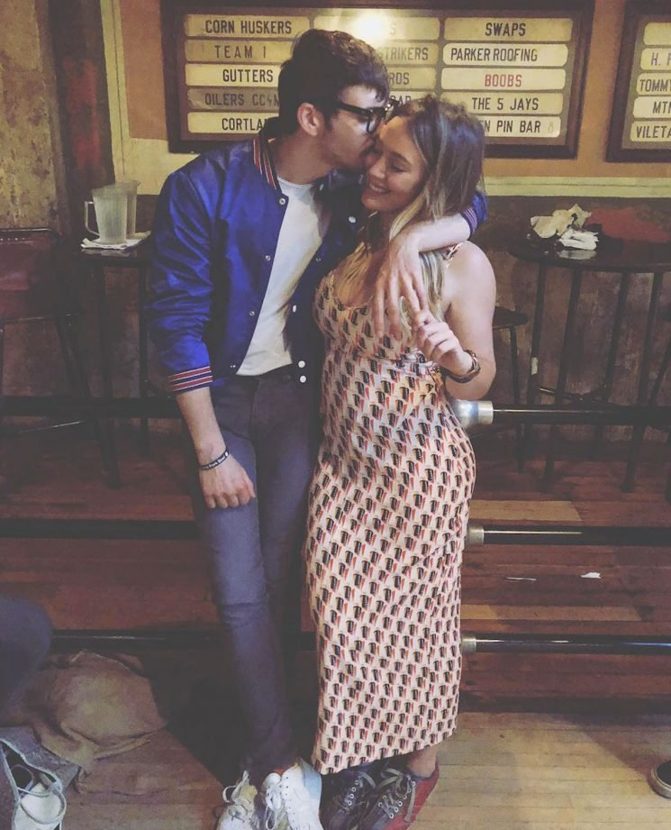 She's Finally Here! Hilary Duff Welcomes Daughter Banks Violet with Boyfriend Matthew Koma