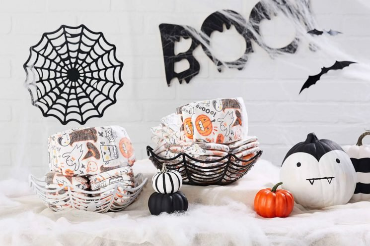 Baby Boo! Jessica Alba's Honest Company Releases Adorably Spooky Diaper Print for Halloween