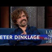 Peter Dinklage Helped Jamie Dornan Prep for '50 Shades' By Reading Dakota Johnson's Lines!