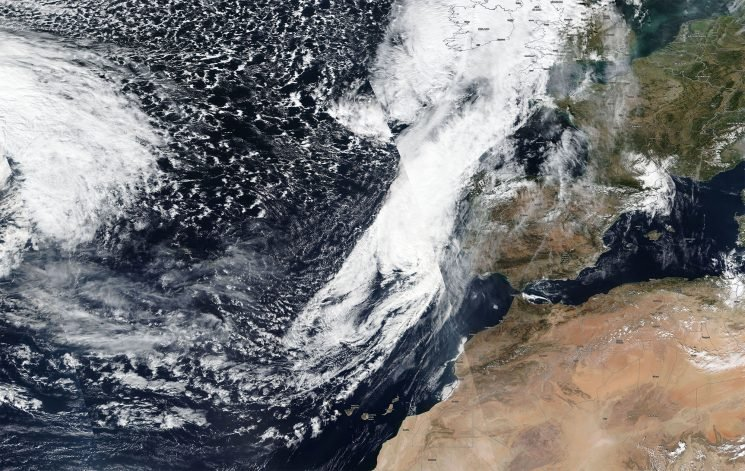 'Zombie' Hurricane Makes Bizarre Turn to Strike Europe: 'I Have Never Seen Anything Like It'