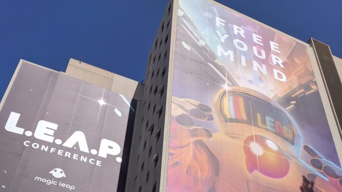 What's Next for Magic Leap: Two Controllers, City-Wide AR Layers and a Burning Man-Style Spirit Journey