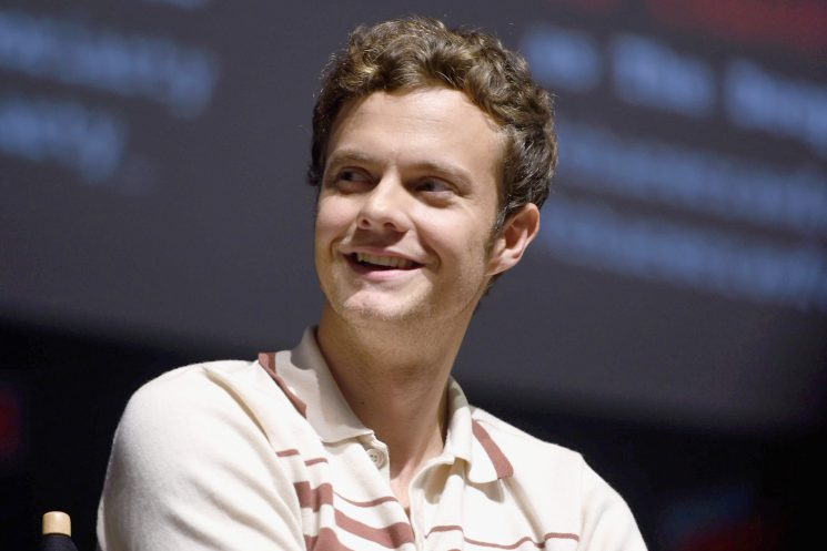 Meg Ryan drops in on son Jack Quaid's Comic Con panel