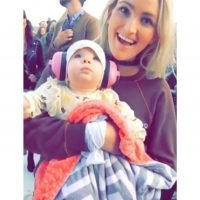 Jamie Lynn Spears Takes Baby Daughter to Her First 'Auntie Britney' Spears Concert