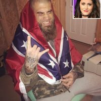 Jenelle Evans Seemingly Defends Husband David Eason After He Poses in a Confederate Flag