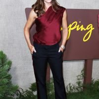Jennifer Garner Looks Sleek and Stylish in Tailored Pants for Camping Premiere