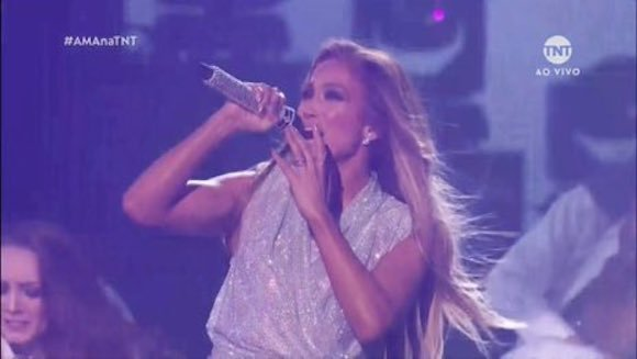 Jennifer Lopez Performs A Song From Her New Film 'Second Act' At The AMAs — WATCH!