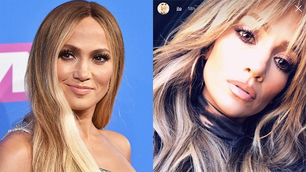 Jennifer Lopez Hair Makeover: Debuts New Bangs In Sultry Selfie
