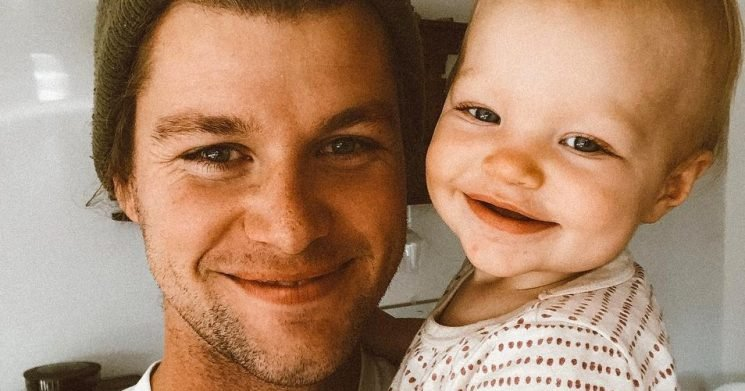 People Are Very Upset About Jeremy Roloff's Photo With His Baby