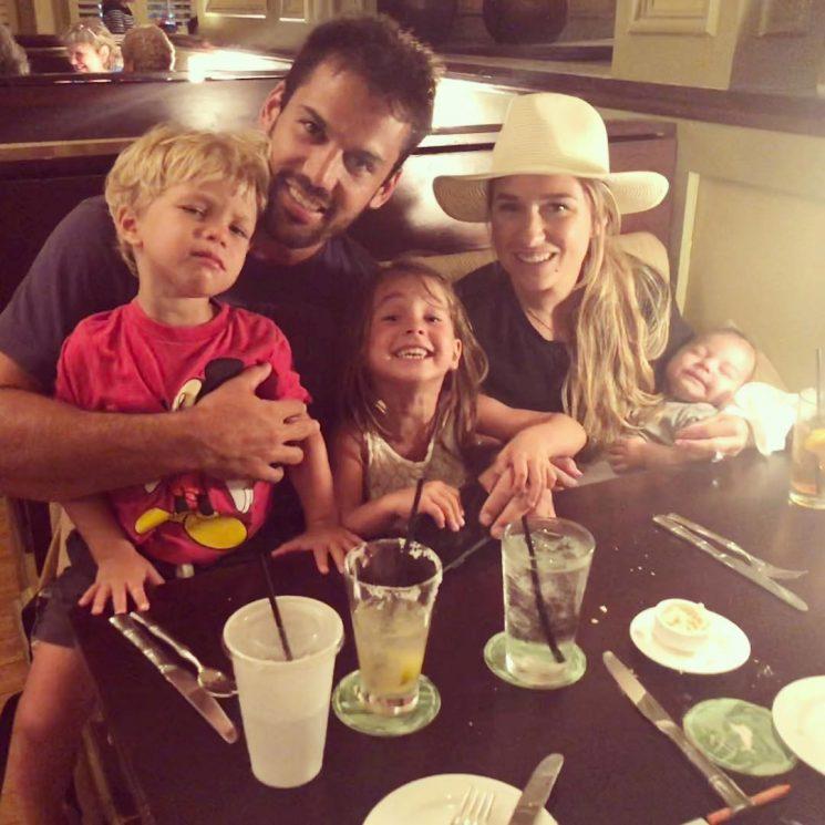 Jessie James Decker Is 'So Happy' Husband Eric Decker Suggested Having a Third Child