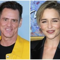 Jim Carrey and Emilia Clarke to be honored with Britannia Awards