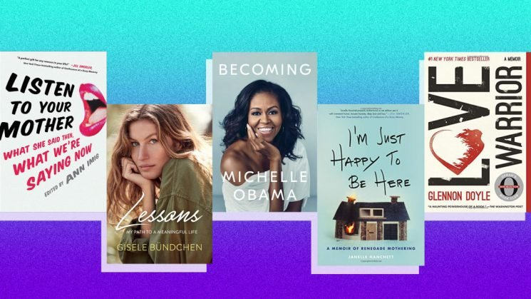 All the Mom Books We're Reading Right Now