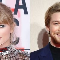 Watch Joe Alwyn Compliment Taylor Swift Then Awkwardly Dash Out of an Interview