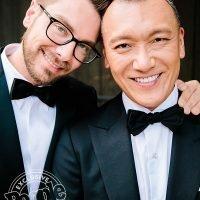 Fashion Guru Joe Zee Marries Designer Rob Younkers in Stylish New York Ceremony