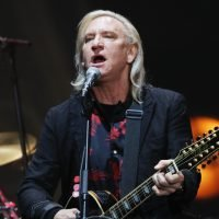 Eagles' Joe Walsh says vodka and cocaine were once his 'higher power'