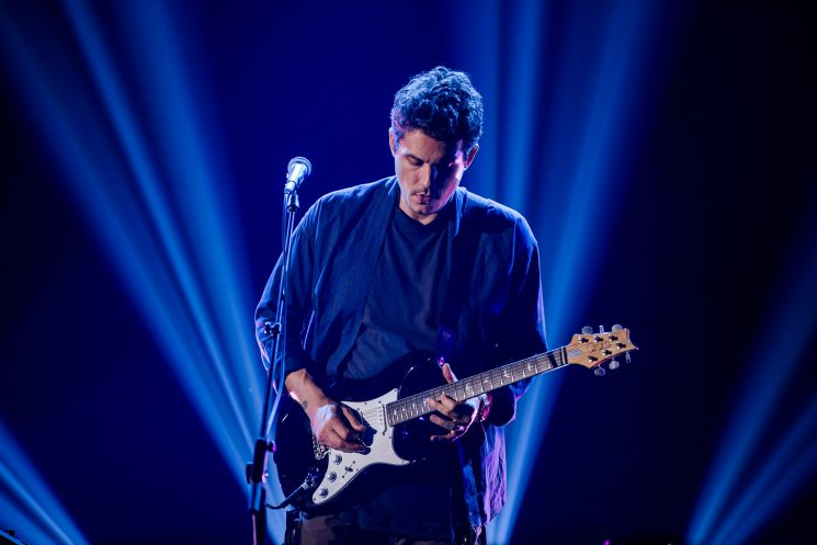 John Mayer Calls Taylor Swift's Album a 'Fine Piece of Work' After Inadvertently Referencing It