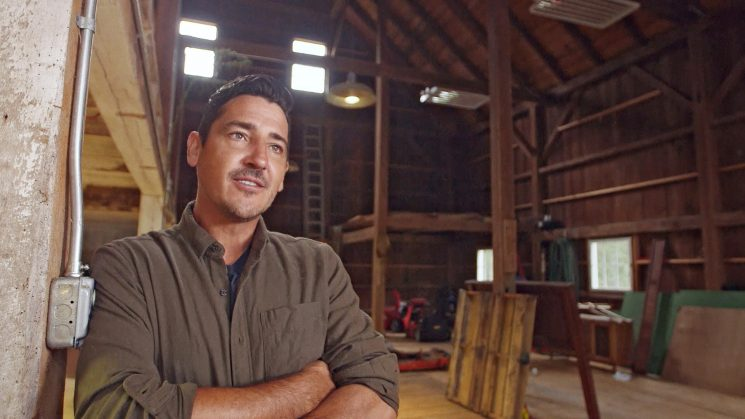 New Kids on the Block's Jonathan Knight Is Getting an HGTV Show: All About Farmhouse Fixer