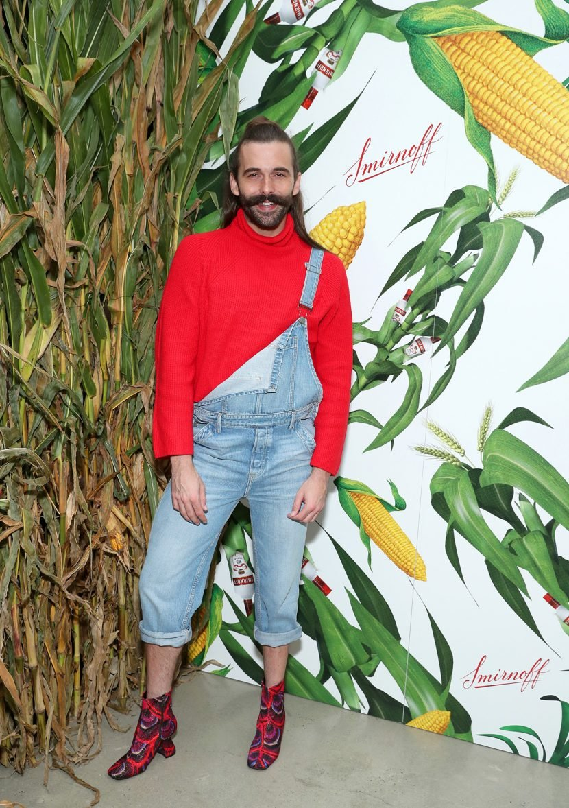 Jonathan Van Ness Says Co-Star Bobby Berk 'Queer-Eye'd' His Apartment