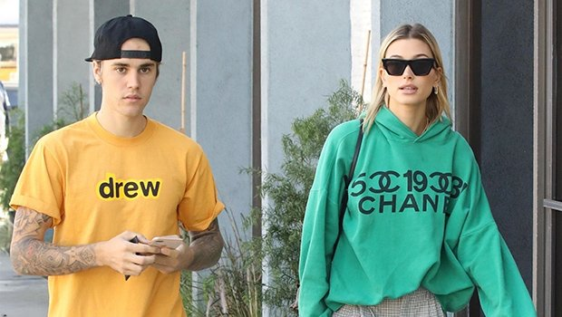 Justin Bieber Rocks Hot New Man Bun On Breakfast Date With Hailey Baldwin — Makeover Pics