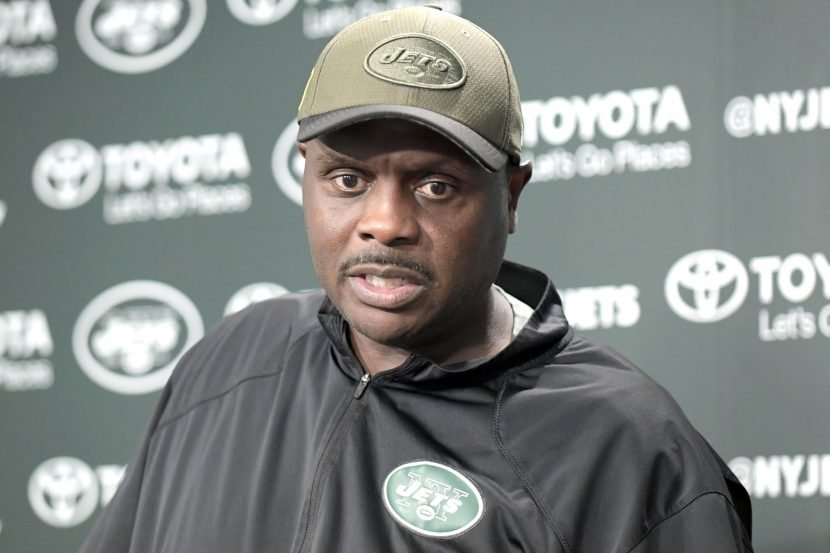 Recovering coordinator not far from the Jets' minds