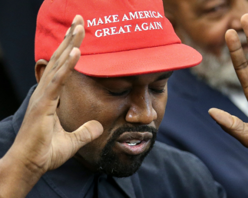 Kanye West Mental Health Talk Cancelled, Host Charlamagne Says It Would Be Counterproductive Right Now