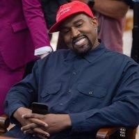 Kanye West's social media hiatus is over