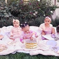 The Kardashian Kids Have a Cousins Cupcake Party – See the Pics!