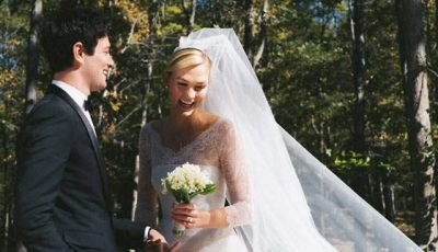 Karlie Kloss Got Married To Joshua Kushner