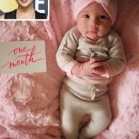 Kate Hudson Celebrates Daughter Rani Turning Four Weeks Old with Adorable Photo: 'What a Month!'