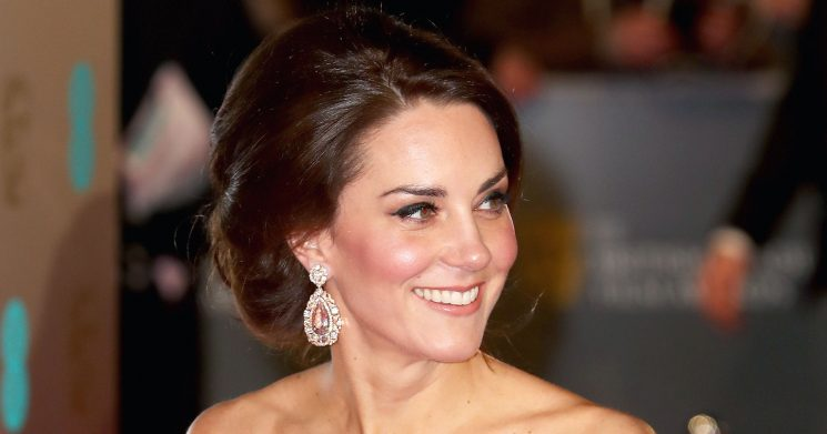 Duchess Kate Repeats a Classic $1,760 Dress