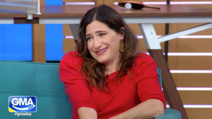 Kathryn Hahn Gave Her Son $20 After He Reminded Her the Tooth Fairy Hadn't Come Yet