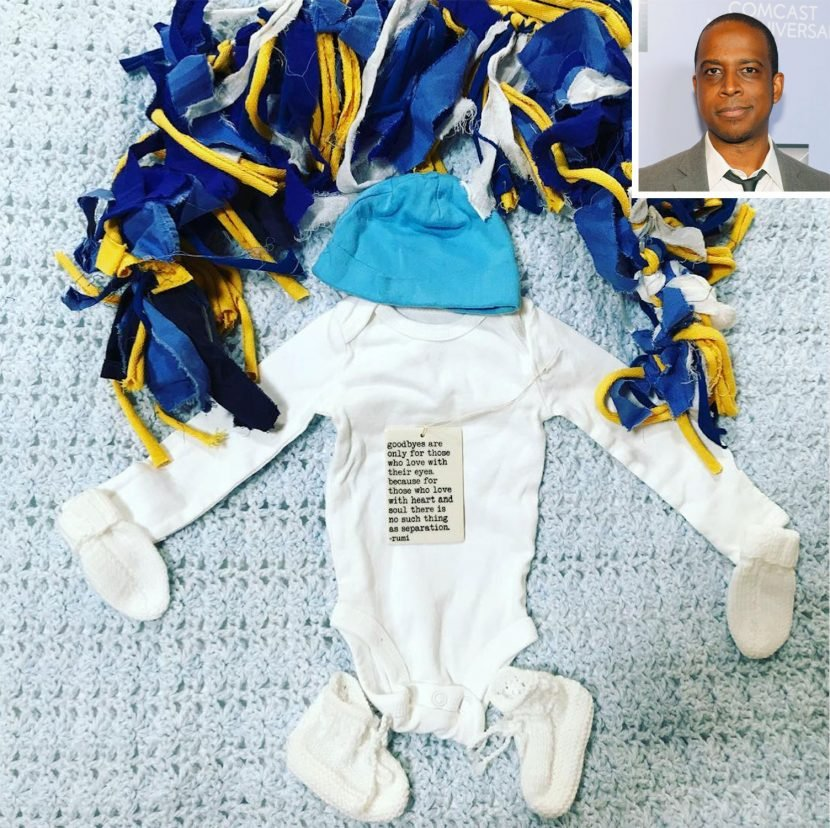 Keith Powell's Wife Jill Knox Reveals the Heartbreaking Story of Losing Their Stillborn Son