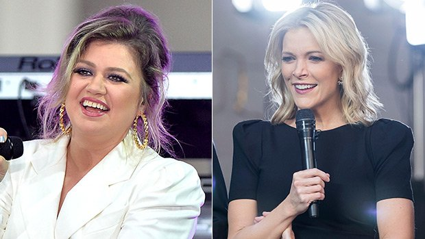 Kelly Clarkson Reportedly In Talks To Replace Megyn Kelly On 'Today' Show