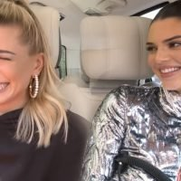 Hailey Baldwin Lies About Justin Bieber During 'Carpool Karaoke' with Kendall Jenner