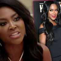 Kenya Moore 'Devastated' Over Baby Shower Snub: 'She's Considering Canceling!'