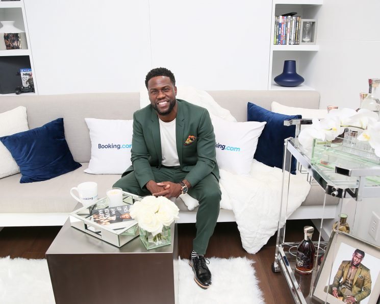 See Inside Self-Proclaimed 'Tiny Individual' Kevin Hart's New Tiny House (and Book a Stay!)