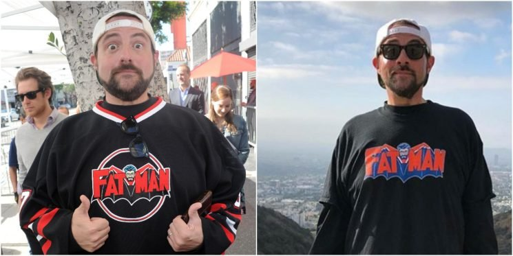 Kevin Smith Just Hit a Major Weight Loss Milestone